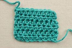 How to Half Double Crochet Video Tutorial
