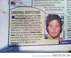 LOL! DARYL!