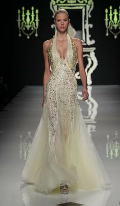 Divine - ABED MAHFOUZ SPRING 2012 HAUTE COUTURE COLLECTION