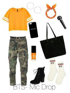 Check out this Gorgeous korean fashion outfits 2699650767 Korean Fashion Kpop, Korean Fashion Trends, Kpop Fashion Outfits, Korean Outfits, Teenager Outfits, Girl Outfits, Bts Clothing, Bts Inspired Outfits, Mode Kpop