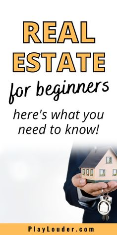 Check out this post to learn all about real estate for beginners, and get the best real estate tips with this complete real estate guide!