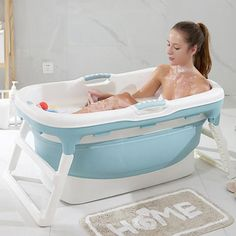 Space Saving Baths, Adjustable Height Table, Camper Makeover, Hangzhou, Plastic Laundry Basket, Bassinet, Kitchen Decor, Bathtub, Storage
