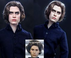 Character doll repaint - harry-potter-vs-twilight Photo