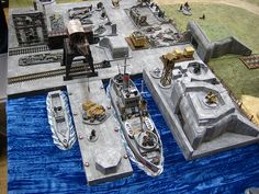 Trumpeter Salute 2011: WW2 in 15mm I