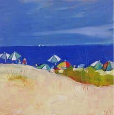 Debbie Miller: beach painting