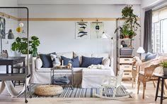 Sandbacken Ikea couch