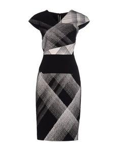 ROLAND MOURET Knee-Length Dress. #rolandmouret #cloth #dress #top #skirt #pant #coat #jacket #jecket #beachwear #