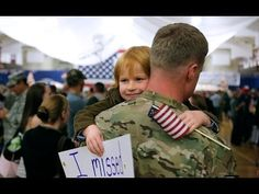 ▶ Military Homecoming Surprises 2014 - YouTube