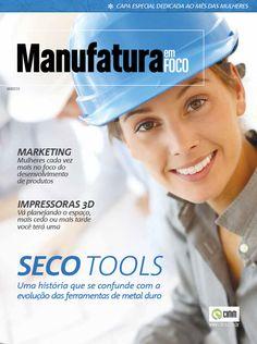 Capa para a edição de Março de 2013. #editorial #cover