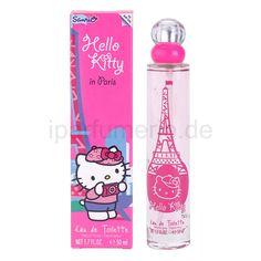 Hello Kitty In Paris http://www.iparfumerie.de/ep-line/in-paris-eau-de-toilette-fur-kinder/