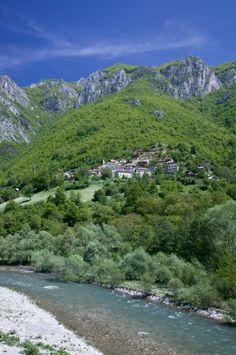 Jance, Mavrovo National Park, Macedonia: