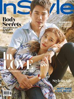 Joo Sang Wook & Cha Ye Ryun are a striking visual couple in Hawaii as the cover models for 'InStyle'! Joo Sang Wook, Movie Couples, Famous Couples, Korean Actresses, Korean Actors, Korean Entertainment News, Korean Star, Kdrama Actors, Secret Love