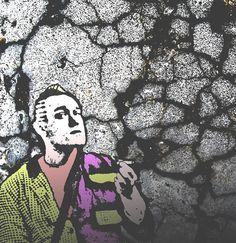 Danny Hennesy it is hard to Quit Smoking by MushroomBrain.deviantart.com on @deviantART
