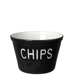 Chips bowl from Bruka - 225 SEK