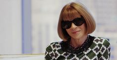 Watch: *Vogue*'s Anna Wintour on the Trends and Takeaways of Spring 2018