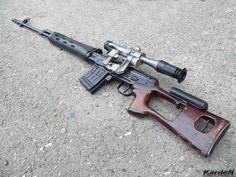 SVD Dragunov Review (Video review, click link)