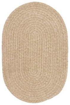 Colonial Mills SM Outdoor Spring Meadow Braided Amethyst Rug | Solid & Striped Rugs