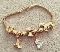 >>>Pandora Jewelry OFF! Pandora Bracelets, Pandora Jewelry, Pandora Charms, Bangle Bracelets, Cute Jewelry, Jewelry Shop, Gold Jewelry, Fashion Jewelry, Trendy Accessories