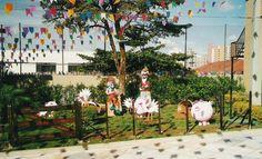 SESC Catanduva 2003 - decoração 7