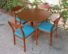 DESKS & TABLES - to re upholster chairs