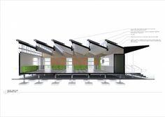 Energy-positive portable classroom produces four times more en...