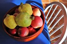 Spicy Quince and Apple Chutney « Hitchhiking to Heaven
