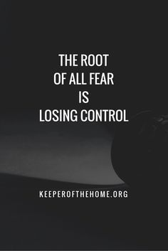 ✝️ Do you struggle to be free of fear? The advice in this post may be just what you need!