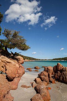 Baie de Rondinara, Corsica, France