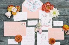 Stationery | Juliet Grace Designs, Photography | Ashlee Taylor
