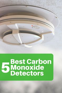 Just like a smoke detector warns you of fire, a CO detector warns you of high carbon monoxide levels. A standalone CO detector is particularly useful in areas susceptible to CO buildup, like your garage or RV and near fuel-burning furnaces, stoves, water heaters, fireplaces, and generators.  We'll help you find the best CO detector to protect your home from this potentially deadly threat.