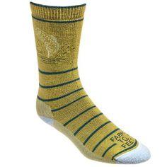 Farm to Feet Women's USA Made 9522 310 Green Medium Weight Socks
