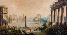 Luoghi comuni. Vedutisti tedeschi a Roma tra il XVIII e il XIX secolo / Exhibitions - Museo di Roma