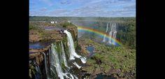 Cataratas do Iguaçu, as seen from a car during a trip to Atacama (Chile). Photo #8 by Luiz Henrique Varga Assunção