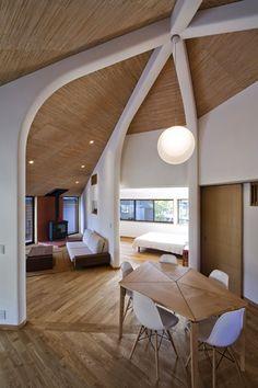 CASA PENTAGONAL, Kazuya Morita Architecture Studio