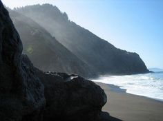 10 Northern California Hikes Including The Lost Coast (pictured). Family hiking adventures.