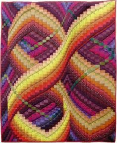 Fabulous Bargello Quilts: An Introduction
