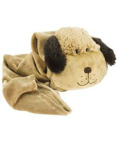 "This loyal and lovable friend loves joining in playtime. The soft chenille Pillow Pets Blanket at 3 feet by 4 feet will cover your little one in love and companionship and will keep you snuggled and warm during nap time! All Pillow Pets are recommended for ages 3 and up. Dimensions of unfolded Pillow Pets blankets are 36"" x 48"""