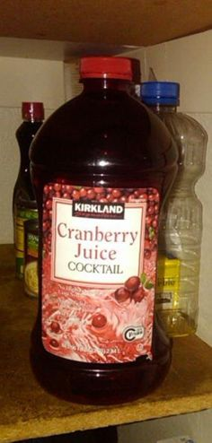Frozen or Bottled Cranberry Juice can be Used for an easy to make cranberry wine