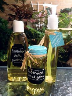 DIY Body Oil make a great gift, but you'll want to keep it all for yourself!