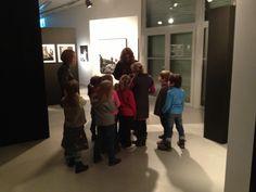 Un lieu . . .  D'expo de photoreportage pour les petits et les grands !