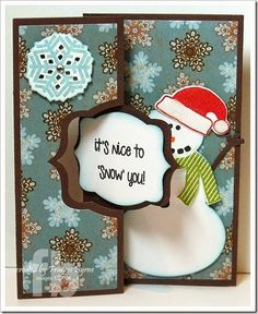 Created by Frances Byrne using Soup4Snowman; Snowman2Build; Snowflakes2stamp – The Stamps of Life