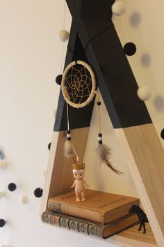 Teepee shelf Please contact us for $10 postage in Melbourne. Please be aware that this product may take 1 to 3 weeks to ship depending…