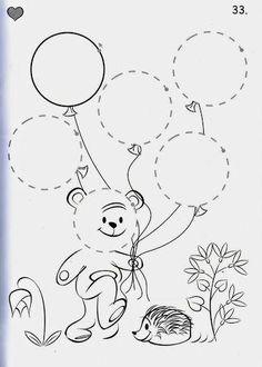 Kreslenie podľa čiar - Album používateľky zanka29 - Foto 14 Nursery Worksheets, Fun Worksheets For Kids, Preschool Writing, Writing Activities, Shape Poems, Tracing Sheets, Teaching Shapes, Activities For 2 Year Olds, Bible Crafts For Kids