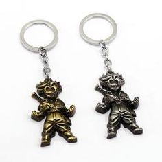 Awesome Keychains! Dragon Ball Trunks SSJ Keychain 7a7ed5937