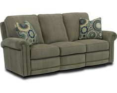 Jasmine Double Reclining Sofa... I do hope this guy comes in other colors. Green.....not so much