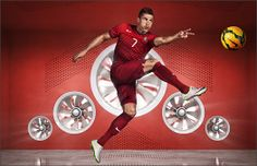 Nike Reveal Portugal World Cup Home Kit