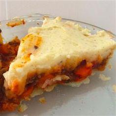 Saucy Shepherd's Pie Allrecipes.com