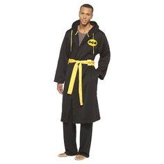 Men's Batman Robe