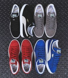 Puma Suede Classic – Core Collection