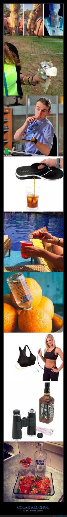 9 formas ingeniosas de colar alcohol y pasar desapercibido - De forma disimulada y creativa Gracias a http://www.cuantarazon.com/ Si quieres leer la noticia completa visita: http://www.estoy-aburrido.com/9-formas-ingeniosas-de-colar-alcohol-y-pasar-desapercibido-de-forma-disimulada-y-creativa/